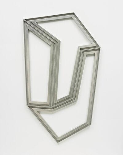Richard Deacon, 'Alphabet R', 2013
