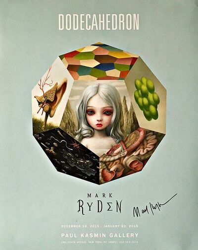 Mark Ryden, 'Dodecahedron (Hand Signed)', 2015