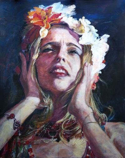 Valeria Becker, 'Kahlo's Crown', 2016
