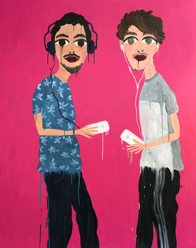 Abigail Phang Gung Fook, 'What did She Say?', 2018