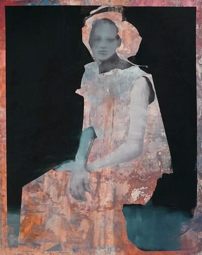 Simon Nelke, 'Verpuppung', 2016