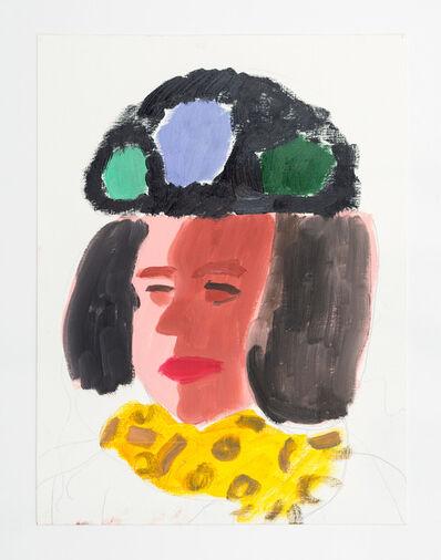 Lauren Collings, 'Frau', 2014
