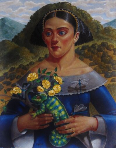 Armando Valero, 'Jacinta Y Sus Tres Alegres Comadres', 2020