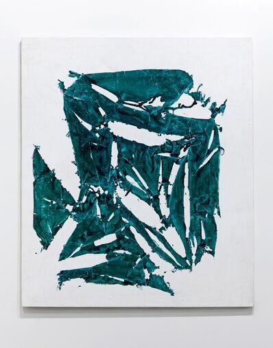 Simon Hantaï, 'Tabula', 1980