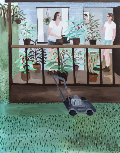 Audun Alvestad, 'The chilli Garden', 2019