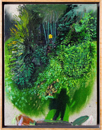 Dylan Vandenhoeck, 'PleinAir Flower Reveals A Pathway', 2019