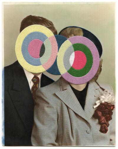 Julie Cockburn, 'Honeymoon Period 7', 2015