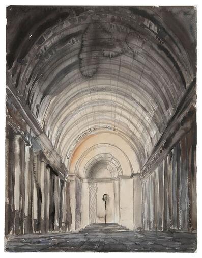 Anselm Kiefer, 'Untitled (Dem Unbekannten Maler)', ca. 1982