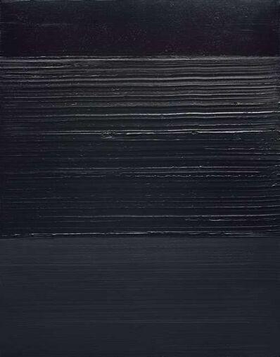 Pierre Soulages, 'Peinture 202 x 159 cm, 28 octobre 2013', 2013
