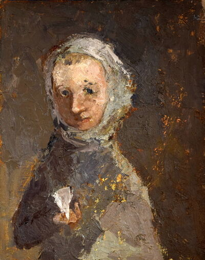 Olga Geoghegan, 'Cliff with Earache'