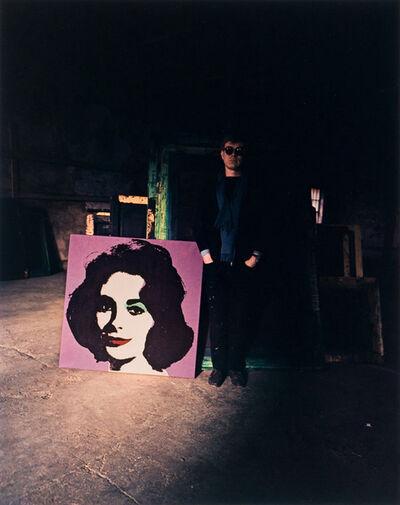Evelyn Hofer, 'Andy Warhol, New York', 1965