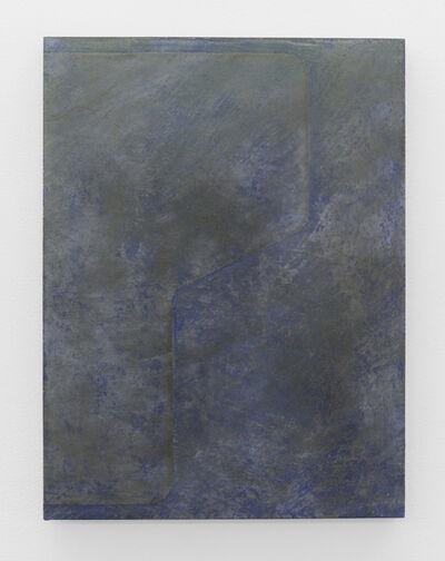 Ben Peterson, 'Blue Jog #1', 2018