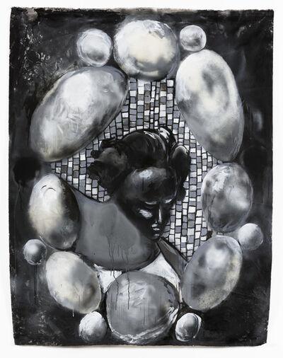 Tony Clark, 'Design for a Portrait Jewel (Daniel) ', 2015