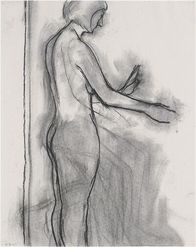 Richard Diebenkorn, 'Untitled (Standing Nude)', 1967