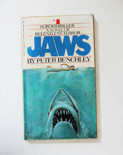 Holly Farrell, 'Jaws Paperback', 2016