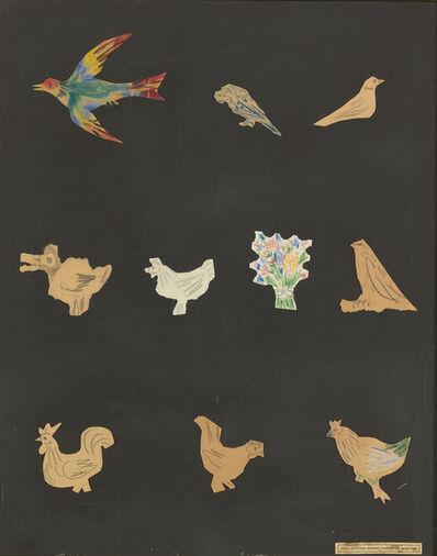 Pablo Picasso, 'Découpages', 1937-1938
