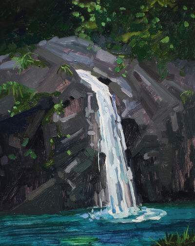 Claire Sherman, 'Waterfall', 2017