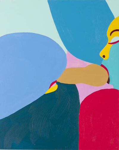 Helen Beard, 'Study for Tulip', 2020