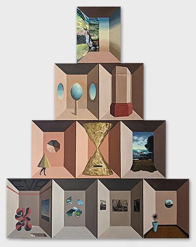 Max Gómez Canle, 'El salón de los caprichos', 2019