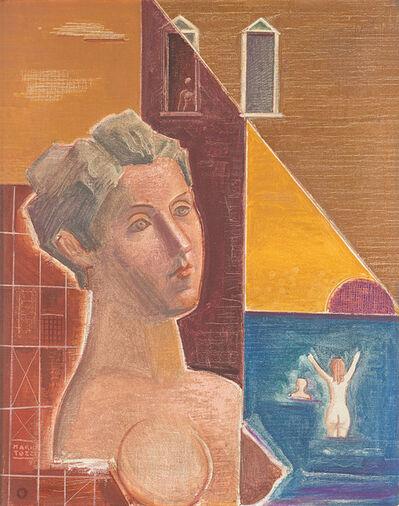 Mario Tozzi, 'La tristezza', 1961