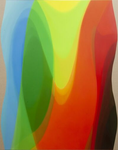 John Young, 'Spectrumfigure XXI', 2019