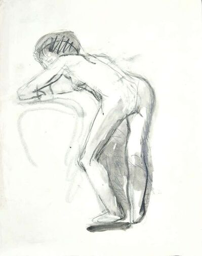 Unknown, 'Nude', Mid 20th Cent