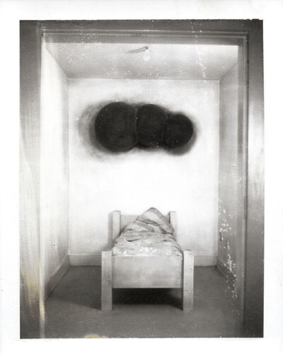 Robert Therrien, 'No title (bed with cloud)', 1992