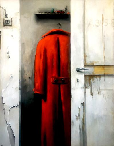 Dim Yuz, 'Red coat', 2020