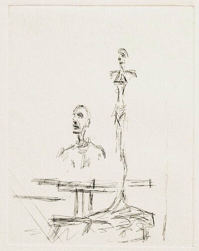 Alberto Giacometti, 'The Search', ca. 1968