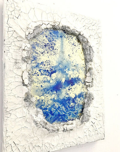Young Gi Han, 'Mirror painting series no.5 (Lapis5)', 2016