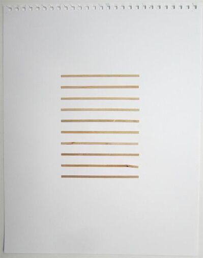 Mateo López, 'Old Ideas Stuck in Corners(4)', 2016
