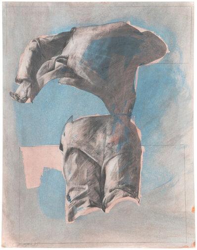 Rafael Canogar, 'Composición No. 4', 1975