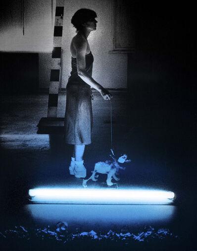 """Silvia Lelli, 'Neon collection / Neon installation, M.P, T.I. n° 2/3, Maniac Production, """"Tragico intervallo n.2"""" Bologna, Galleria d'Arte Moderna, 1978', 1978"""