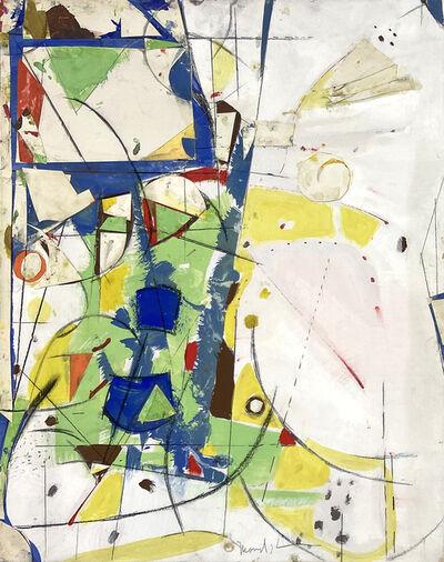 Beatrice Mandelman, 'Space Series #29 (60-SP 5-21)', 1954