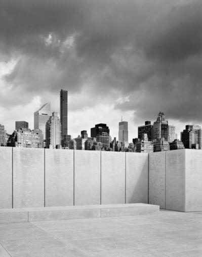 Mitch Epstein, 'Clouds #86, New York City ', 2015