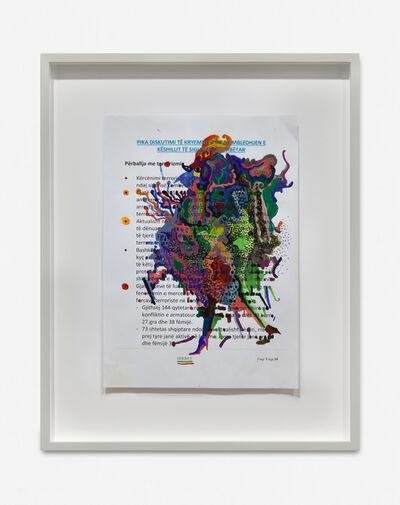 Edi Rama, 'Untitled', 2018