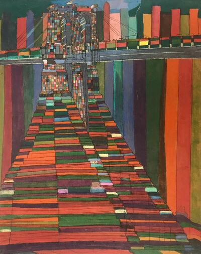 Robert Latchman, 'Triple Color', 2018