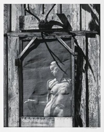 Wynn Bullock, 'Lucia', 1956