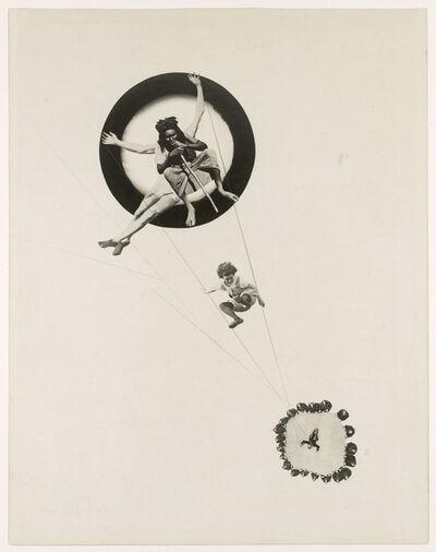 László Moholy-Nagy, 'Behind the Back of the Gods', 1928