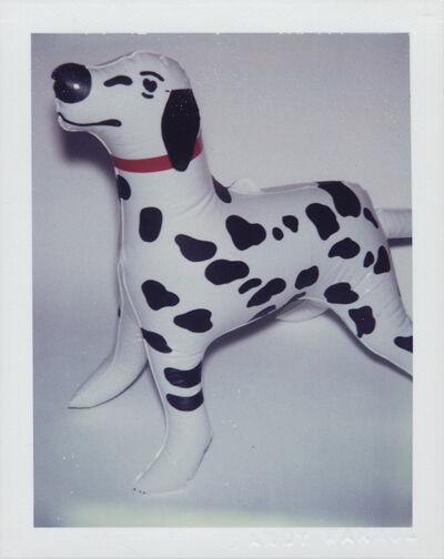Andy Warhol, 'Japanese Toy Dalmatian', 1983