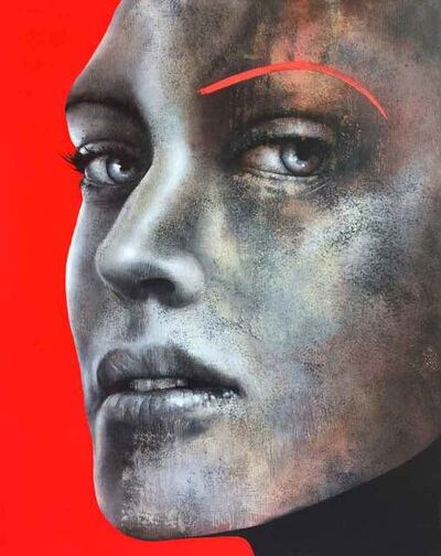 Pascale Pratte, 'Red Ashes ', 2019
