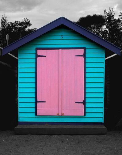 Judy Gelles, 'Beach Box No. 5', 2003