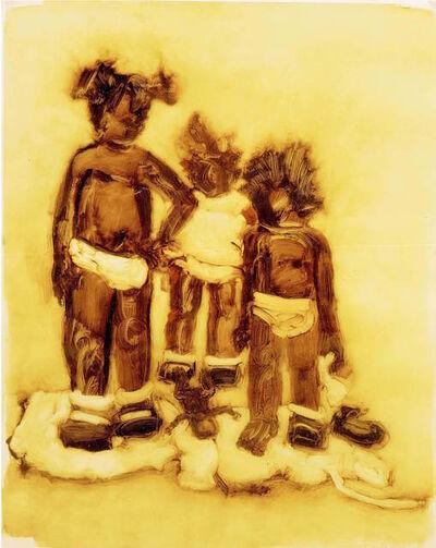 Kim Dingle, 'One baby on the floor', 2000