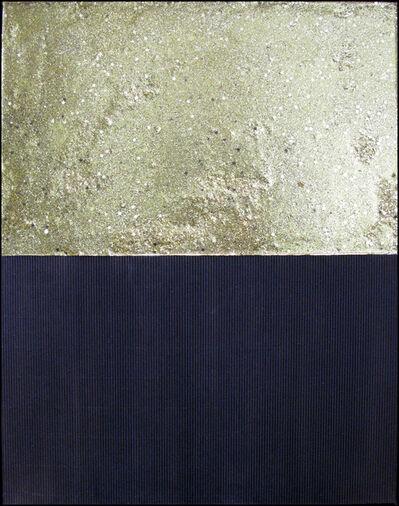 Gordon Anderson, '#5 Black/Gold Glitter', 2001