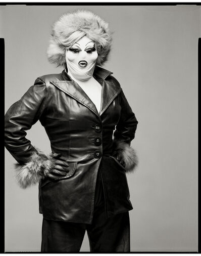 Fergus Greer, 'Leigh Bowery, Session VII, Look 36', 1994