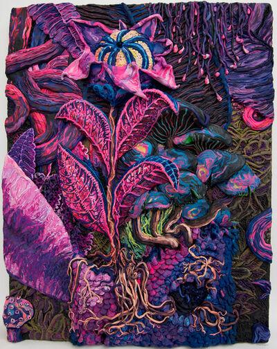 Henry Hudson, 'Study of Jungle No. 1', 2015
