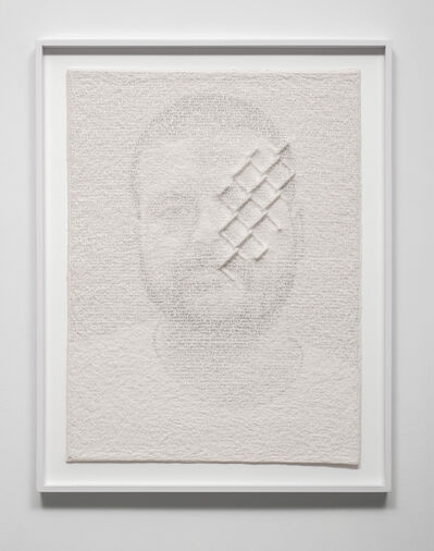 Ben Durham, 'Michael (text)', 2019