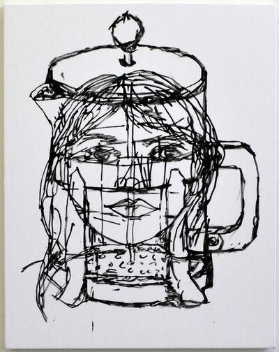 Ron Ewert, 'Vertical Figure', 2015