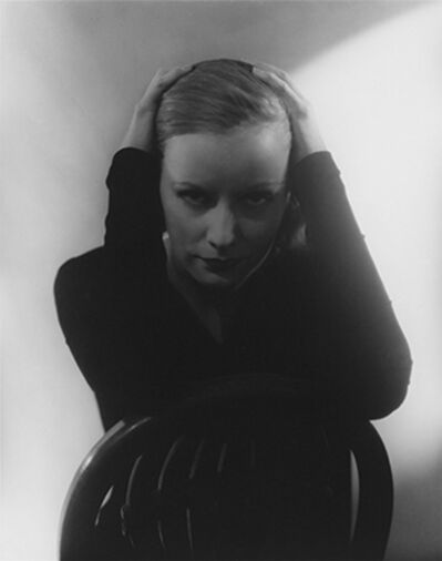 Edward Steichen, 'Greta Garbo, Hollywood', 1928