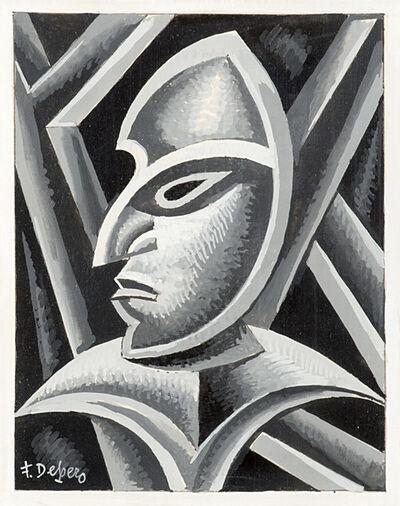 Fortunato Depero, 'Automaschera', 1952